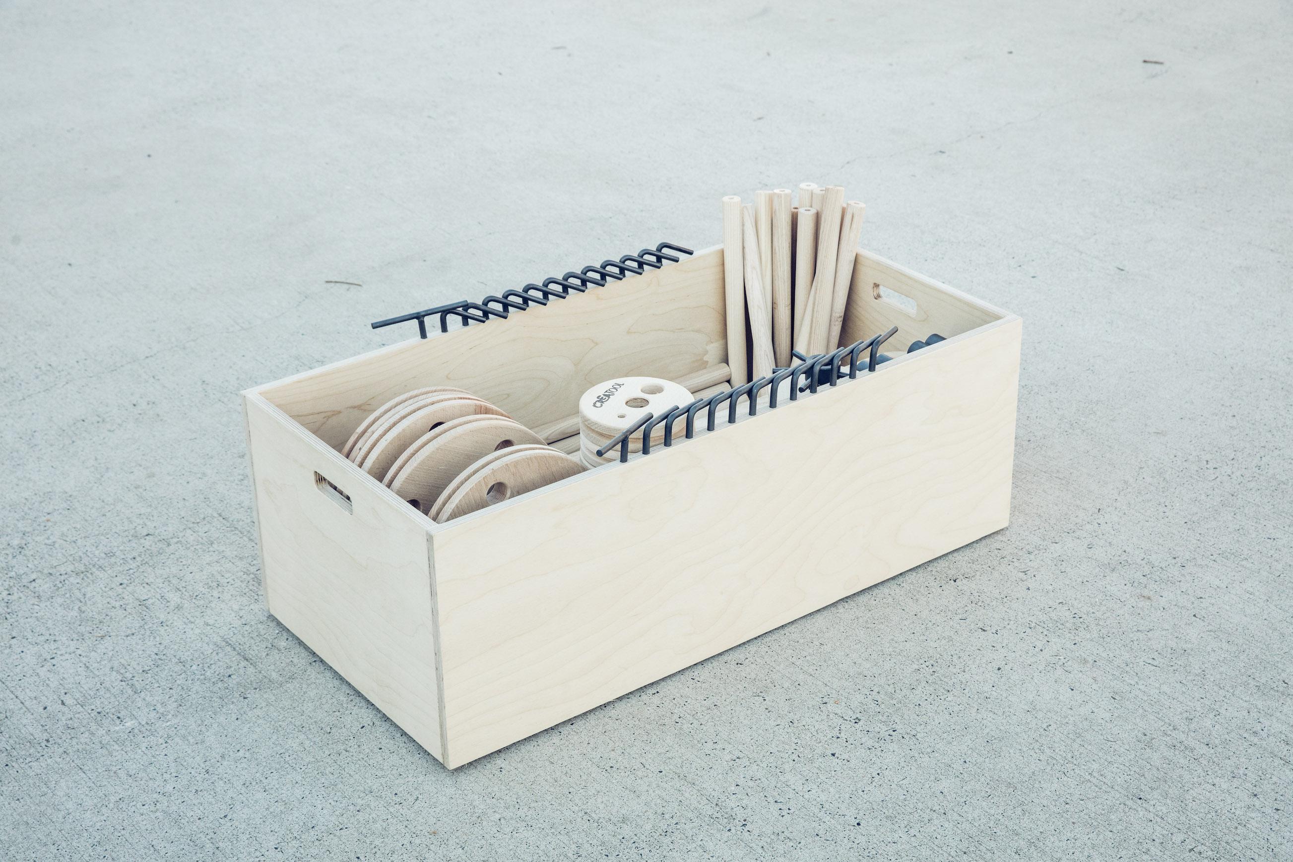 XLarge Set + Case