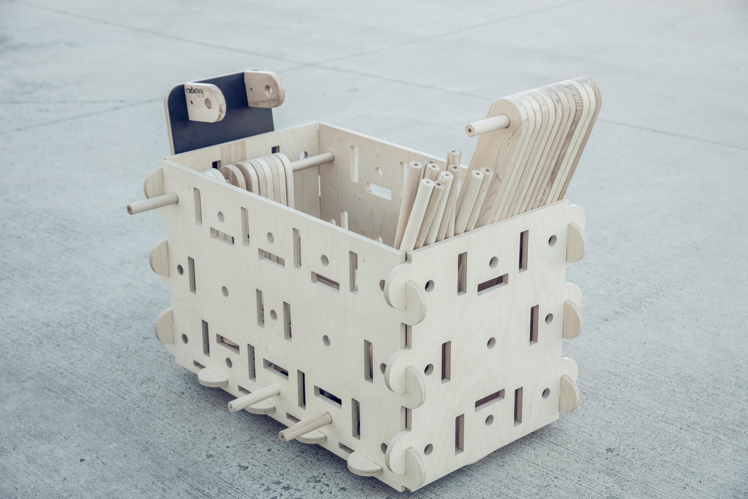 XLarge Set + Box