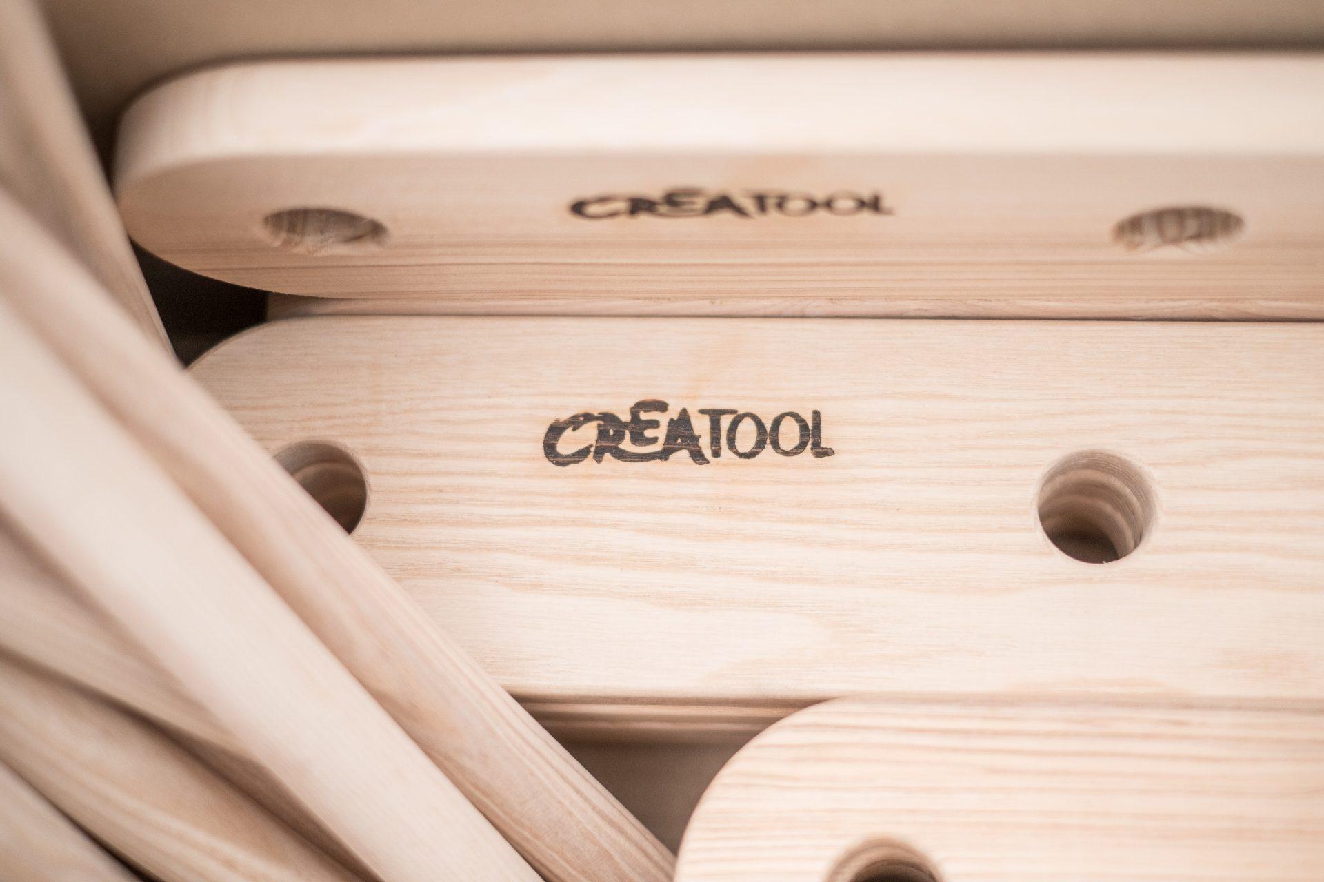 Creatool Plank Hout